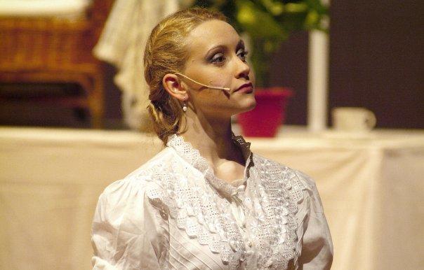 mother ragtime Susanna Polzoni performer actress attrice